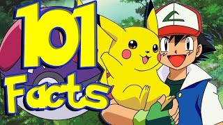 101 Pokemon Facts That You Probably Didn't Know! (101 Facts) | The Week Of 101's #2