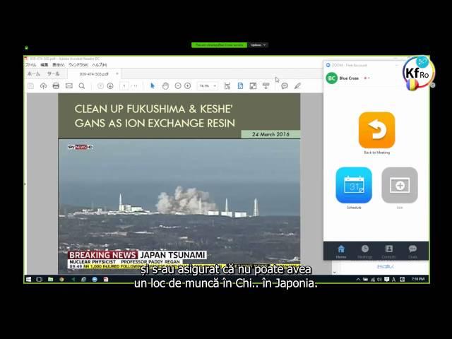 Decontaminarea radioactiva la Fukushima Daiichi