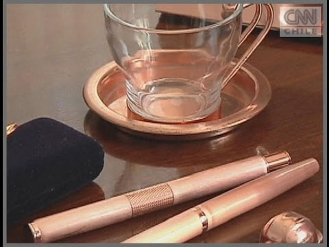 Conozca innovadores productos hechos de cobre por una for Articulos de decoracion de cobre
