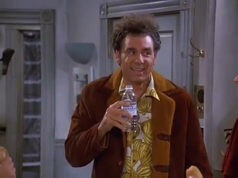 Cosmo Kramer and the stale bagels