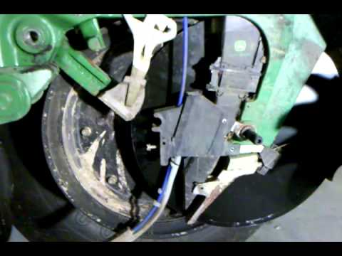 How A Corn Planter Works