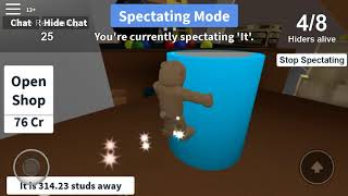 Roblox hide and sike ls