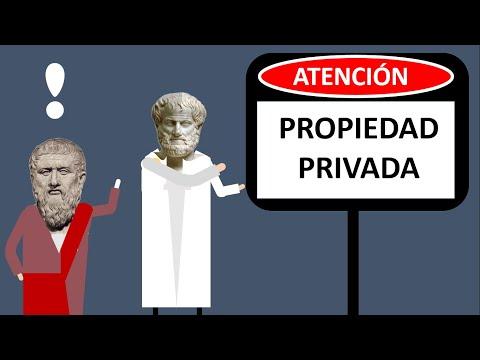 Historia del Pensamiento Económico (Parte 3): Aristóteles. Propiedad, dinero, intercambio y valor.