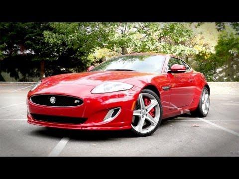 2013 Jaguar XKR Driven