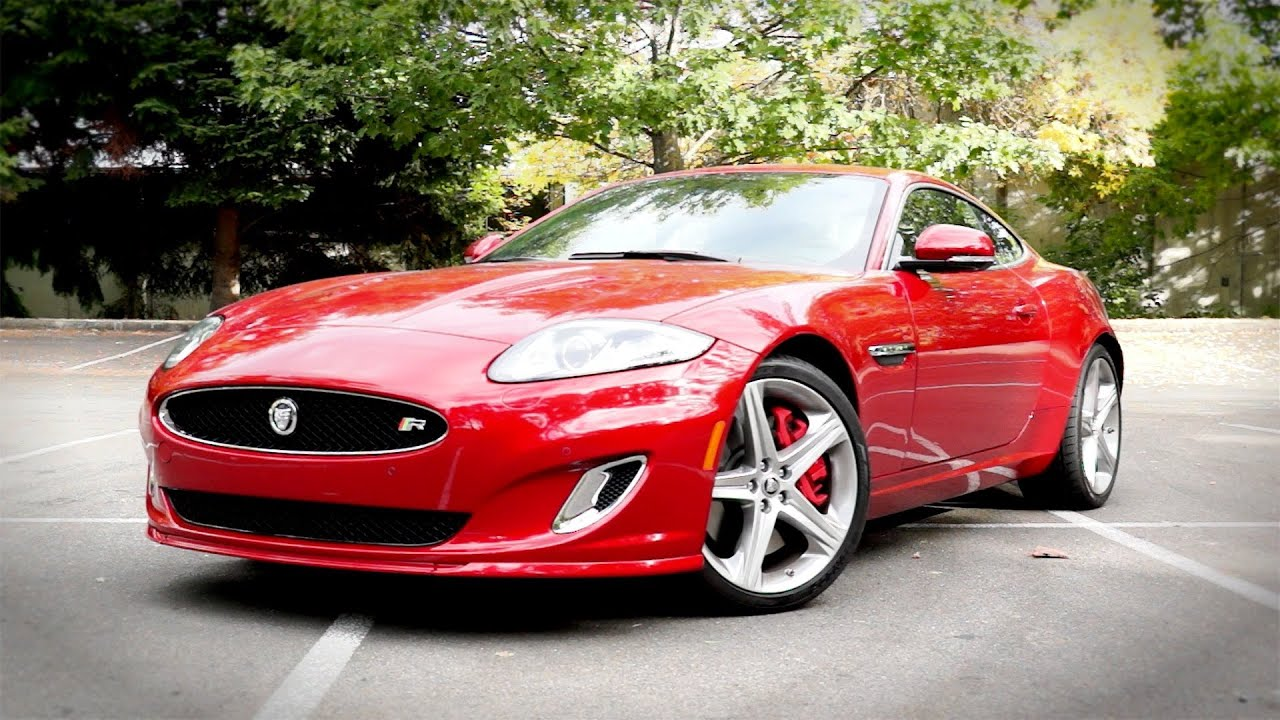 Jaguar Xkr Driven