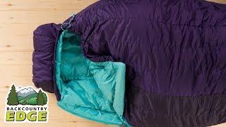 Big Agnes Roxy Ann 15 Womens Down Sleeping Bag