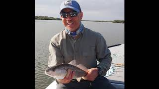 Redfish on Fly with Captain John Tarr of Tailhunter Outdoor Adventures