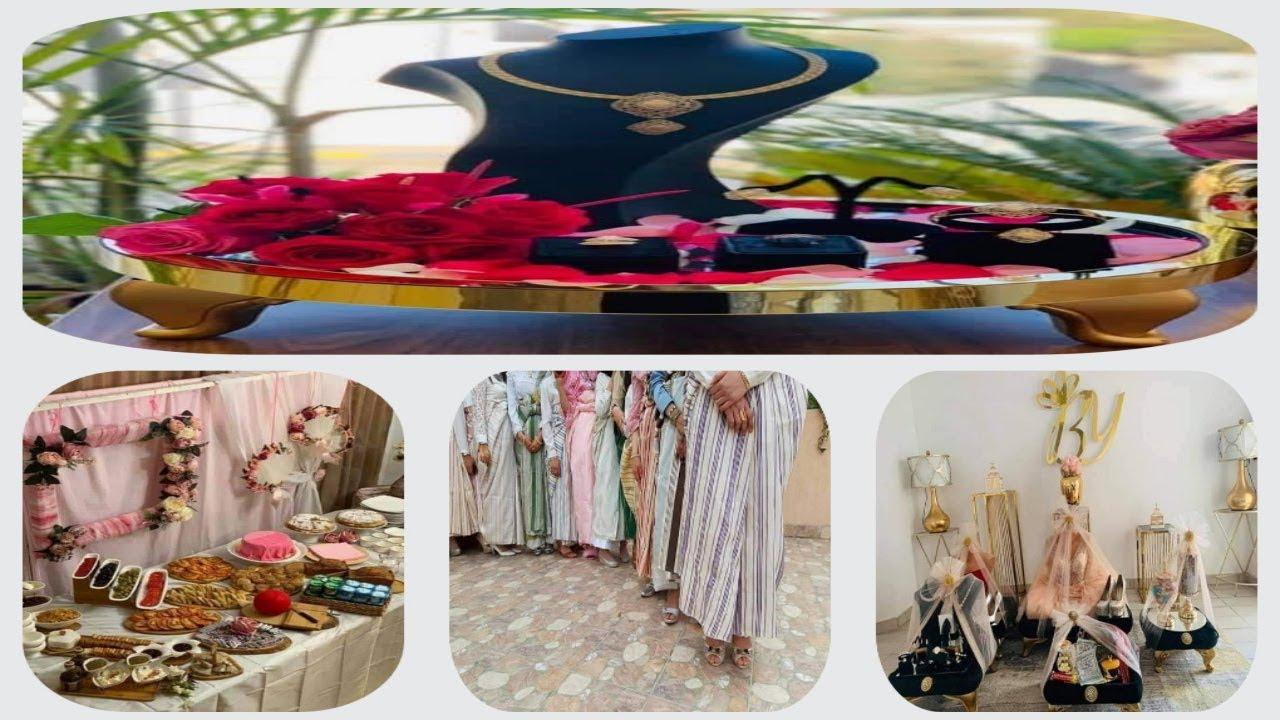 اعراس تحضيرات العروس الليبية ما شاء الله Youtube