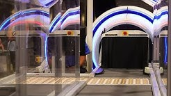 An exclusive look at 3D technology TSA agents use to keep travelers at Detroit Metro Airport safe