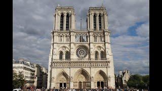 Cathédrale Notre-Dame de Paris - Sonnerie du Grand Solemnel - 10 cloches en Plenum