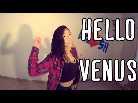 Hello Venus (헬로비너스) - Venus K-Pop Dance Cover by DASH (Anna)