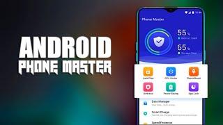 Phone Master | Junk cleaner master | Battery Saver | CPU Cooler screenshot 3