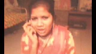Bangla Bad girl talk her friend