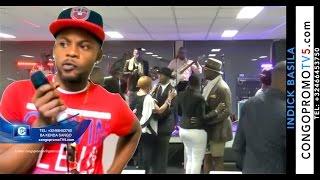 Exclusivité: Mirage supersonic ex. Chanteur chez Koffi Olomide dans un Live concert à Liege Belgique