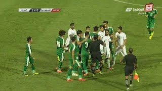 Video Gol Pertandingan Iraq U-23 vs Arab Saudi U-23