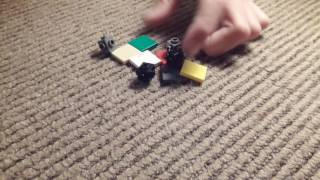 how to make a 1x1 rubik s cube lego