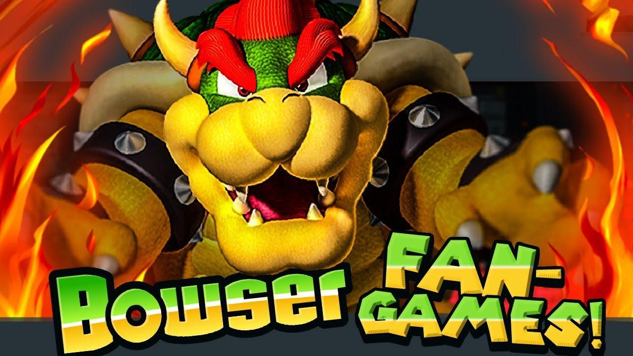 Bowser Games