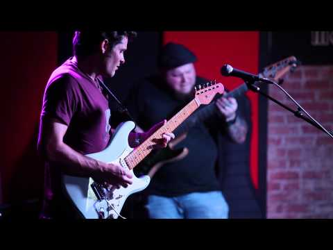 "Mark Lettieri Trio: Jeff Beck's ""Cause We've Ended As Lovers"" - Live @ the RBC, Dallas TX"