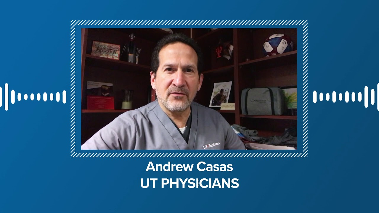 Standing Together - UT Physicians