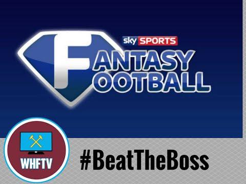 West Ham Fan TV Sky Bet Fantasy Football League