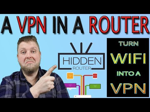 🔸  Hidden Router  🔸  A VPN Inside The Router  🔸  Use ChromeCast With A Vpn  🔸