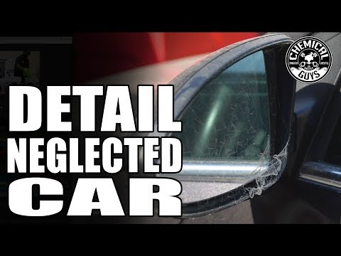 How To Detail A Neglected Car! - Chevy Cruze - Chemical Guys Car Care