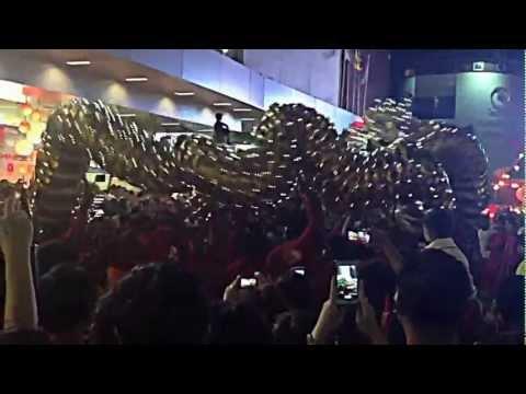 เทศกาลตรุษจีน อ.หาดใหญ่ 2013
