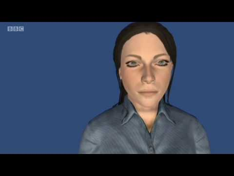 Emteq VR facial paralysis Rehab On BBC