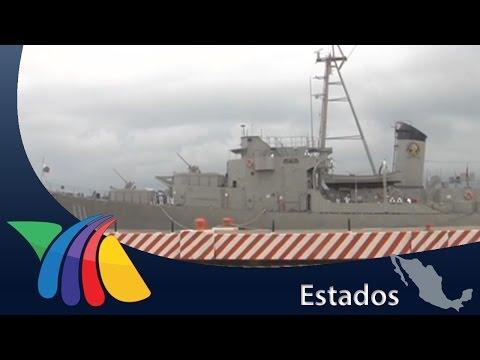 Dan de baja a buque con 72 años de servicio   Noticias