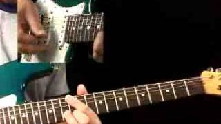 Solo Guitar Lessons - Blues Solos #2 - Solology
