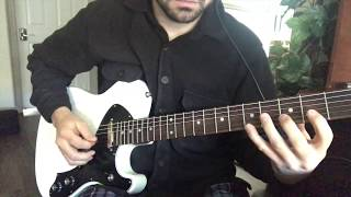 Hillsong Young & Free - Real Love - Electric Guitar Tutorial and Line 6 Helix Preset Build