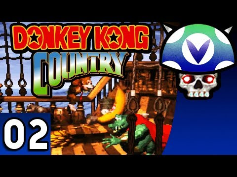 [Vinesauce] Joel - Donkey Kong Country ( Part 2 Finale )