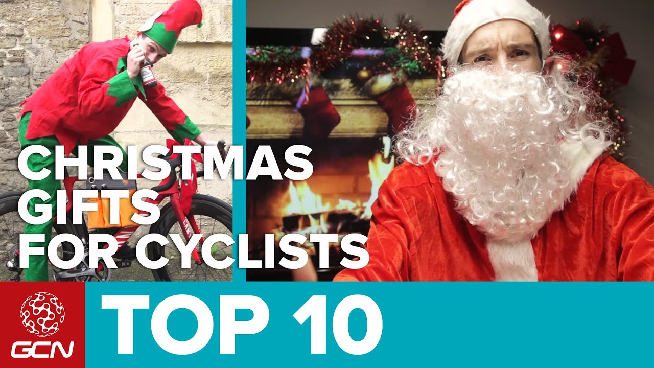 GCN's Top 10 Christmas Gifts For Cyclists - YouTube