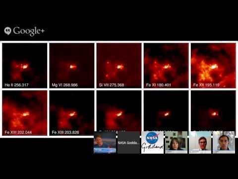 NASA Hangout: All Eyes on the Sun