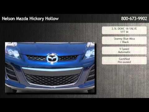 Delightful 2010 Mazda CX 7 FWD 4dr I SV SUV   Windsor Park