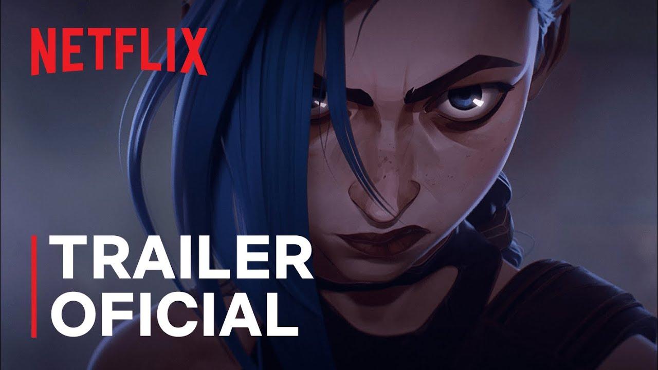 Arcane | Trailer oficial | Netflix