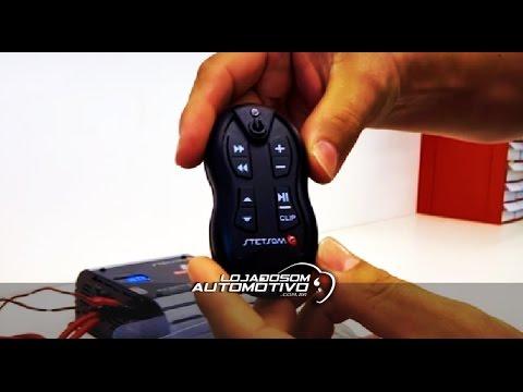 Controle Stetsom SX anti CLIP    Como Instalar e usar   Longa distancia