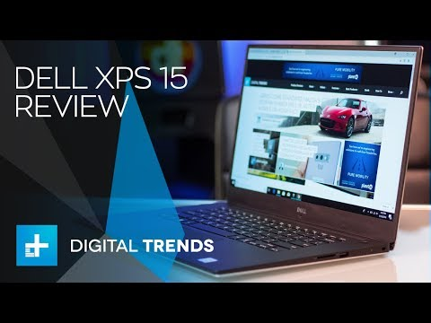2018 Dell XPS 15  - Hand On Review