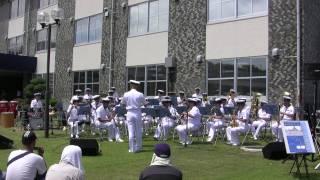 Composed by TAKATORI Hideaki. Played by the Japan Maritime Self-Defense Force Band, Yokosuka. At JMSDF Yokosuka Naval Base.