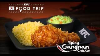 Kfc Spicy Gangnam Chicken