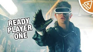 All of the Ready Player One Trailer Easter Eggs You Missed! (Nerdist News w/ Jessica Chobot)