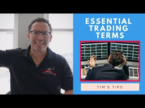 Essential Penny Stock Trading Terms You MUST Know
