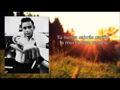 Johnny Cash - You Are My Sunshine (Sub: Español)