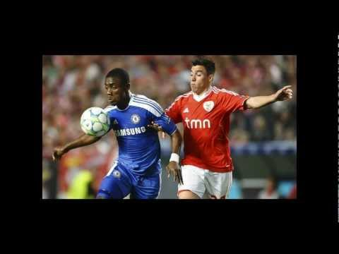 Benfica 0 1 Chelsea Kalou Goal (27.03.2012) HD ... player of the match?