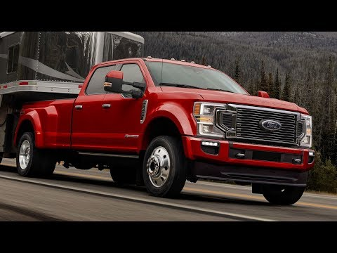 2020 Ford F-250 Super Duty King Ranch Truck