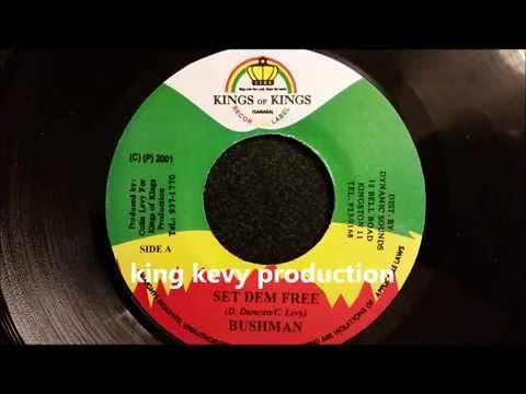 Bushman - Set Dem Free - King Of Kings 7