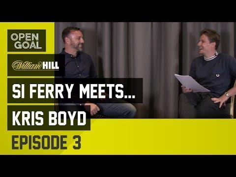 Si Ferry Meets...Kris Boyd Episode 3 - Leaving Rangers, Scotland Retirement, Boro, Forest