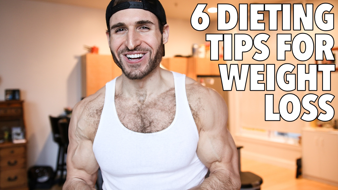 <div>6 Dieting And Weight Loss Tips For Men, Women & Beginners</div>