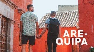 UNA CIUDAD DENTRO DE OTRA: AREQUIPA (PERÚ) 4K | enriquealex