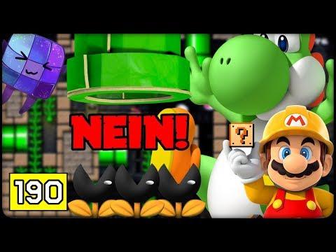 Nicht schon wieder! #190 ⭐️ SUPER MARIO MAKER ONLINE Deutsch